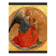"+""Christmas-""Angel of The Annunciation""  ~Post Card~ (B-108)"