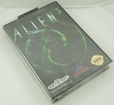 Sega Genesis - Alien 3 - Brand New Factory Sealed NICE