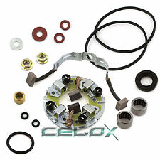 Starter Rebuild Kit For Honda ATC125M 1986 1987 / TRX125 Fourtrax 1987 1988