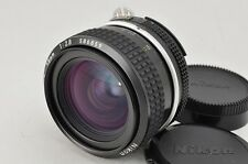 Nikon Ai Nikkor 28mm F2.8 Wide Angle MF Lens for F Mount EXCELLENT #170310a