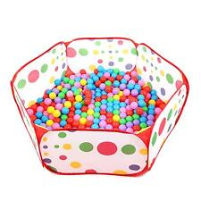 Folding Outdoor Indoor Ocean Ball Pit Pool Kids Child Game Play Toy Tent Playpen