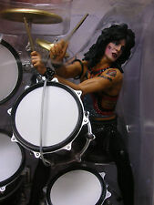2005 McFarlane Toys Motley Crue Tommy Lee Figure Drum Set Original Package Toy