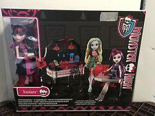 Monster High Draculaura Biss-Tro Set mit Puppe Sammlerpuppe/zubehör SELTEN