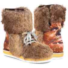 *SALE 75% OFF | Chewbacca Star Wars | Irregular Choice Fur Boots
