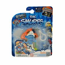 THE SMURFS COLLECTIBLE CHARACTER WITH BACKPACK CLIP VANITY NEW