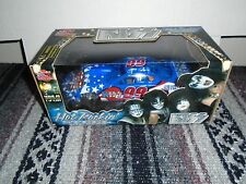 KISS RACING CHAMPIONS HOT ROCKIN STEEL 1:24 DIECAST ISSUE #5   -   1 OF 4,999