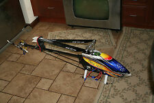Align Trex 700E DFC Flybarless Radio Control Helicopter Bind and Fly (New Build)