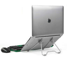 Aluminum Foldable Adjustable Stand Holder for iPad PC Laptop Notebook MacBook