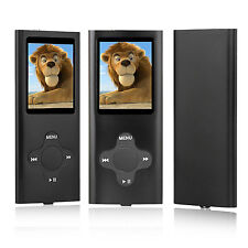 ADVANCE TECH® 4th Gen 8GB BLACK NEW DESIGN MP3 Music and Video Player