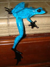 "Tim Cotterill - Frogman-"" BLUE HUNGOVER""-----BRONZE FROG"
