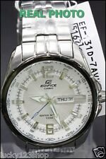 EF-131D-7A White Casio Steen Watches Edifice Day Date Analog Full Packy Steen
