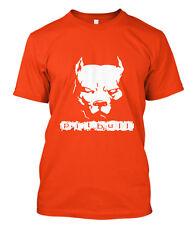 New PITBULL American Pit Bull Spiked Dog Collar Mens T-Shirt Size S - 5XL