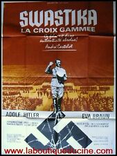 SWASTIKA Affiche Cinéma Originale / French Movie Poster PHILIPPE MORA 53x40