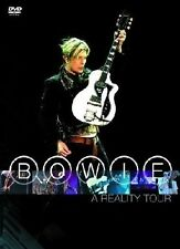 David Bowie - A Reality Tour (DVD, 2004), LIKE NEW (DISC: NEW), FREE SHIPPING