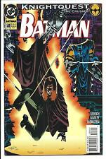 BATMAN # 508 (KNIGHTQUEST, THE CRUSADE, JUN 1994), NM