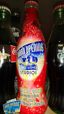 Coca Cola Bottle Walt Disney Studio - France flasche bottiglia bouteille