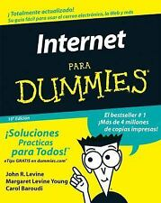 La Internet Para Dummies (Spanish Edition)