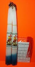2x33 Jerusalem Candle Blessed 2017 Holy Fire Church of the Holy Sepulcher + GIFT