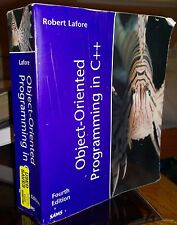 Object-oriented Programming in C++ by Robert Lafore (2002, E-book)
