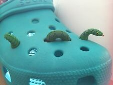 3D Snake Shoe Charm For Crocs & Jibbitz Wristbands