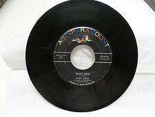 "PAUL ANKA ""(ALL OF A SUDDEN) MY HEART SINGS / THAT'S LOVE"" 45-9987  45RPM, 7"","