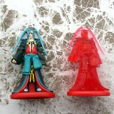 Final Fantasy X Coca Cola Promo Figure Seymour Color & Crystal set