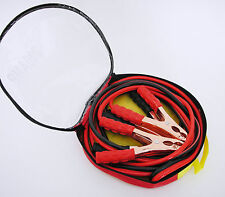 Heavy Duty Auto Car Battery Jumper Booster Cables W/ Carrying Case Jump Start