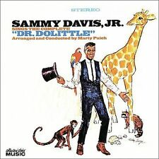 Sings the Complete 'Dr. Dolittle'; Sammy Davis Jr 2004 CD, Rat Pack, Marty Paich
