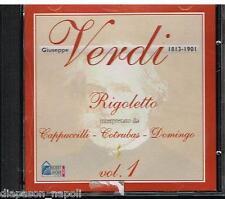 Verdi: Rigoletto / Giulini, Cappuccilli, Cotrubas, Domingo - CD