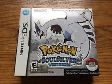 BRAND NEW FACTORY SEALED POKEMON SOULSILVER w/ POKEWALKER ULTRA RARE NINTENDO DS