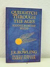 QUIDDITCH THROUGH THE AGES (J.K.ROWLING)