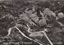 # PASSO DEI MANDRIOLI - IL RADDOPPIO  1961
