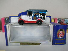 OXFORD DIECAST LIMITED EDITION DELIVERY VAN SWANSEA JACK DECALS No.2046 OF 5000