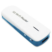 High Quality Mini Router 150Mbps 3G WiFi Wireless Modem Hotspot LAN Internet