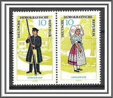 Germany DDR #742a Regional Costumes MNH