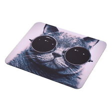 Cat Picture Anti-Slip Laptop PC Mice Pad Mat Mousepad For Optical Laser Mouse  U