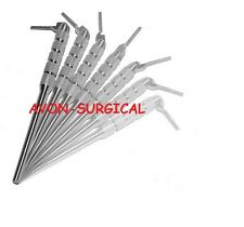 ROUND PATTERN ADJUSTABLE 7 WAYS SCALPEL HANDLE #3 SURGICAL DENTAL IMPLANTS