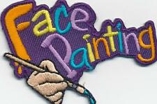 Girl Boy Cub FACE PAINTING Fun Patches Crests Badges SCOUTS GUIDES fundraiser