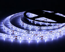 Boat / Truck / Car/ Suv / Rv / LED Strip Light 16 ft 300LED Waterproof WHITE 12V