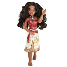 Hasbro Disney Princess Moana of Oceania Adventure Fashion Doll NEW