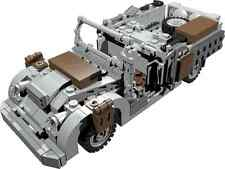 CUSTOM building INSTRUCTION GMC Dessert raider truck to build out of LEGO® parts