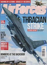 Air Forces Monthly August 2014 (Pakistan Air Base, B-52s, Israel F-16I, UAE AF)