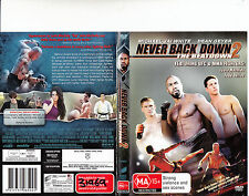 Never Back Down:2:The Beatdown-2011-Michael Jai White-Movie-DVD