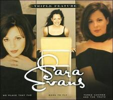 Sara Evans - Triple Feature (Three Chords And The Truth/No Place That Far/Born T