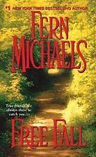 Free Fall  by Fern Michaels  a Sisterhood  Mystery  Novel