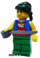 LEGO CASTLE PIRATE WITH CUTLASS MINIFIGURE NEW