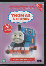 Classic Thomas the Tank Engine and Friends - Series 1 (1984) Ringo Starr R2 DVD