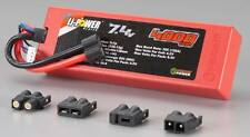 Venom 1554 2S 7.4V 4000mAh 20C Lipo Battery : Traxxas Slash Wheely King
