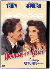 Woman of the Year (DVD) 1942  Katharine Hepburn, Spencer Tracy NEW