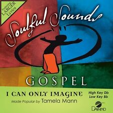 Tamela Mann - I Can Only Imagine - Accompaniment CD New